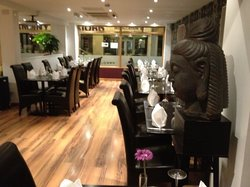 Papa J's Indian Tapas Restaurant Bar Luton