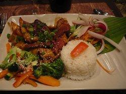 Le Cafe thai