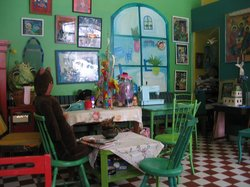 Kahvila Taikalamppu