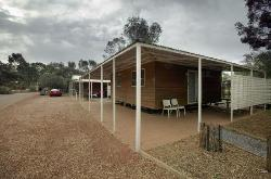 Ayers Rock Campground Cabins