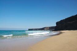 Lagunas y Playa de El Cotillo