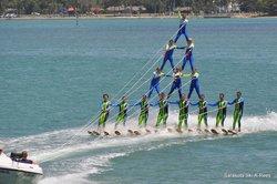 Sarasota Ski-A-Rees Water Ski Show