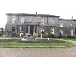 Doxford Hall Hotel & Spa the original part of the building