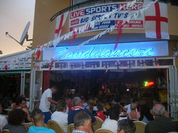 Sanddancers Bar