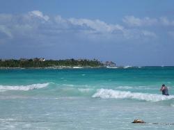 Superbe plage
