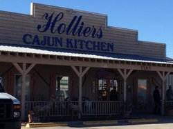‪Hollier's Cajun Kitchen‬
