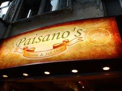 Paisano's Pizzeria & Sub Shop