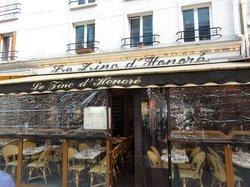 Le Zinc D'Honoré