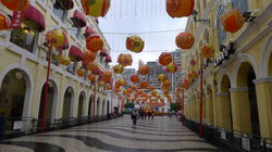 Historic Centre of Macau