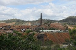 Mount Morgan Goldmine