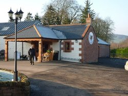 Restaurant at Kilnford Barns