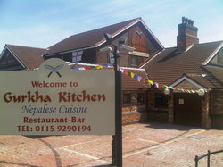 Gurkha Kitchen Nottingham