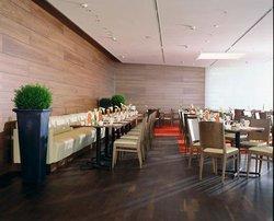 Restaurant Max im Hilton Hotel Dusseldorf