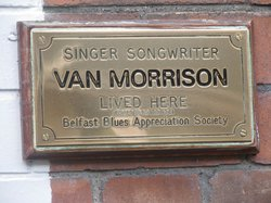 ‪Van Morrison's Birthplace‬