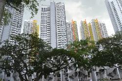 Modern housing at Tiong Bahru
