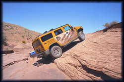 Slot Canyon Hummer Adventures