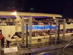 Chao Phraya Princess Dinner Cruise