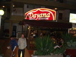dayana indian tandoori