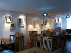 The ArtHouse Cafe, Deli and Gallery