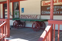 Old Oroville Depot Museum