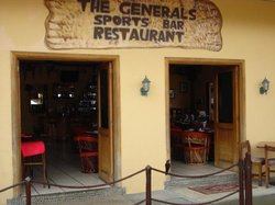 The General's Sports Bar & Restaurant