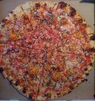 Sweet Basil Pizza