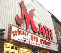 The Main Deli Steak House