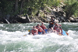 River Recreation Whitewater Rafting Day Trips