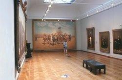 """Museu Municipal de Belas Artes """"Juan Manuel Blanes"""""""