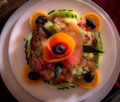 Restaurant Kasbah Valentine