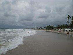 Cupe beach