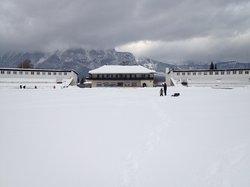 Olympiahaus im Skistadion