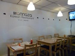 Mannaza Korean Restaurant