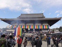Sojiji Temple (Nishiarai Daishi)