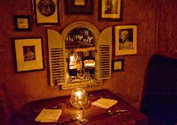 Restaurant table 8