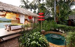 绿洲秘密花园水疗馆