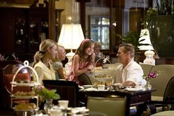 Brown Palace Hotel Tea Room