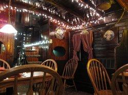 Back Behind Saloon Restaurant