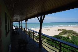 Aussicht vom Beachhaus