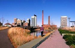 Birmingham's Railroad Park