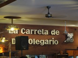 La Carreta De Don Olegario
