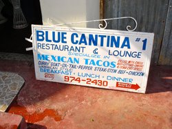 Blue Cantina Restaurant and Lounge