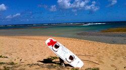 Kiteboard Kauai
