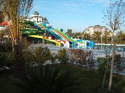 Main Water Slides
