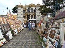 Arts and Handcrafts Street Market