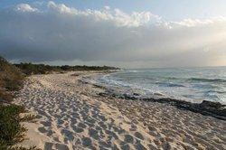 Malcolm's Road Beach