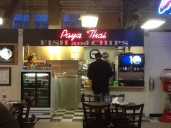 Paya Thai Fish & Chips