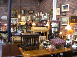 Ironbridge Antiques Arts & Crafts