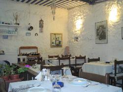 Ney restaurant--charming dining room