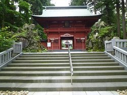Higashiguchi Hongu Fuji Sengen Shrine